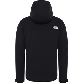 The North Face Diablo Veste Softshell Avec Capuchee Détachable Homme, TNF black/TNF black